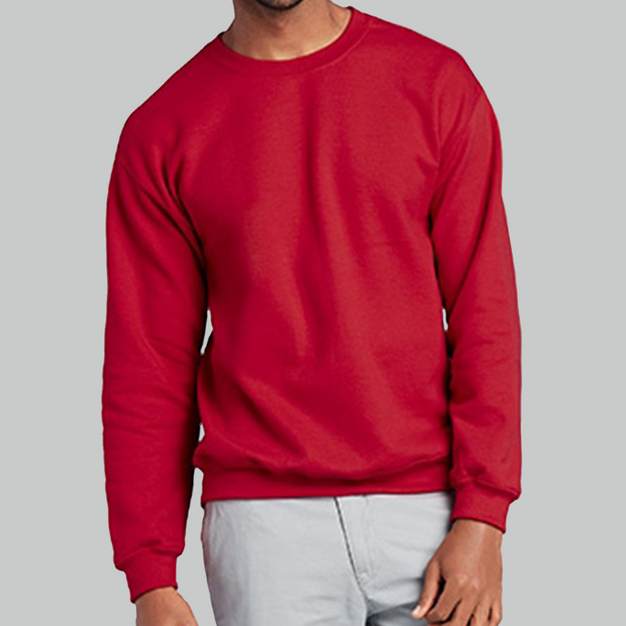 Gildan Heavy Blend Adult Crewneck Sweatshirt- 18000