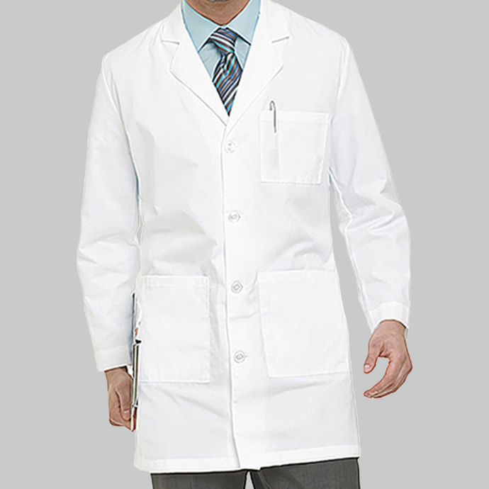 Landau Men's Lab Coat - 3124