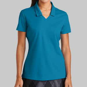 Nike Ladies Dri-FIT Micro Pique Polo - 354067