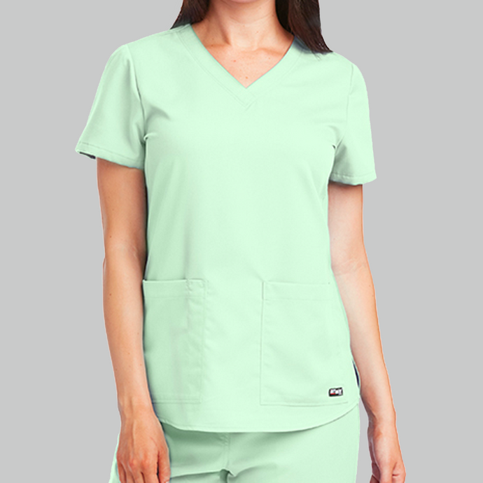 Barco Grey's Anatomy 2 Pocket V-Neck - 71166