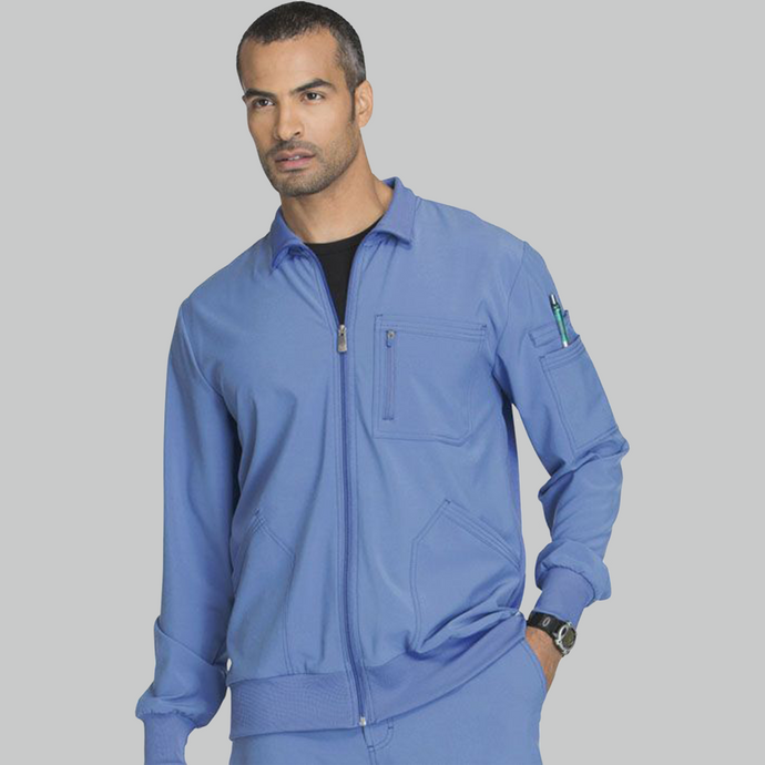 Cherokee Men's Zip Front Jacket - CK305A