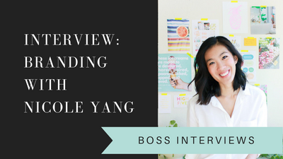 Interview: Branding Talks with Nicole Yang