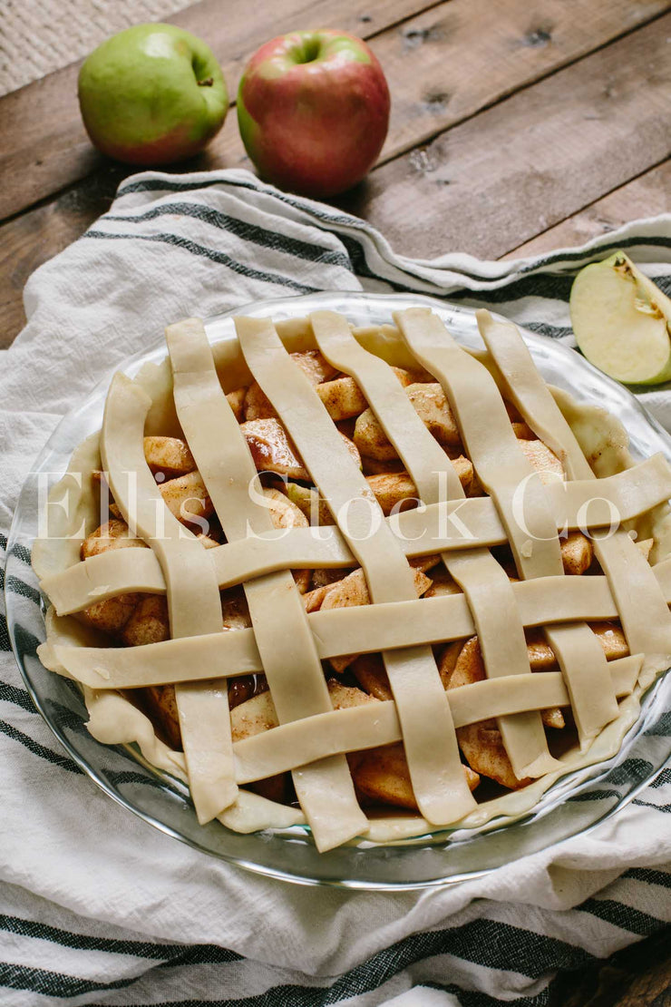 Fall Apple Pie 12