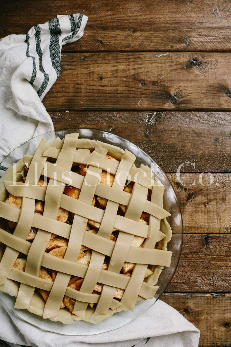 Fall Apple Pie 16