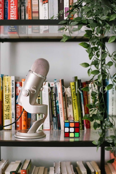 Neutral Podcasting Workspace 15