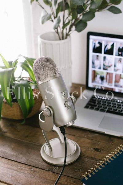 Neutral Podcasting Workspace 22