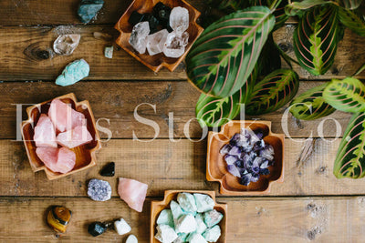 Crystals + Morning Rituals 17