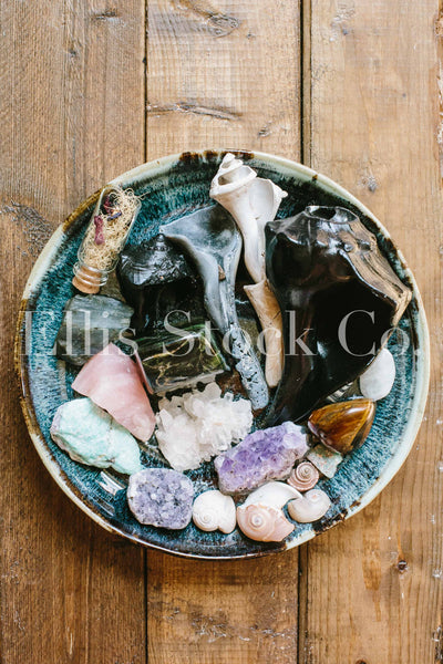 Crystals + Morning Rituals 23