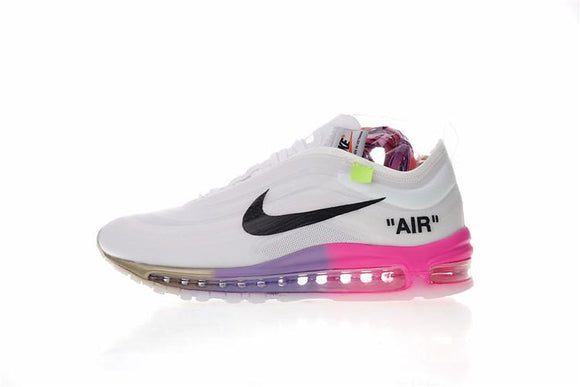 Sneakizy NIKE x Serena Williams Off-White x Nike Air Max 97 Queen