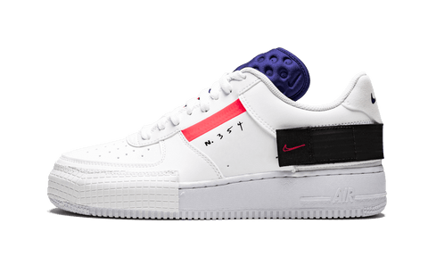 Nike Air Force 1 Low Drop Type White