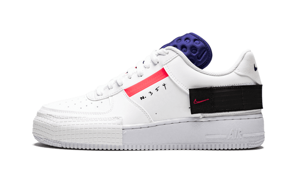 Sneakizy Nike Air Force 1 Low Drop Type White