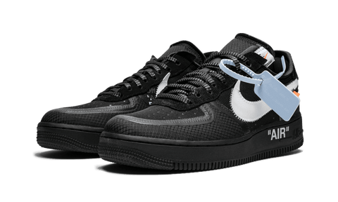 NIKE Air Force 1 Low Off-White Noire