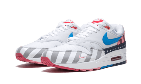 Nike Air Max 1 x Parra - White Pure Platinum