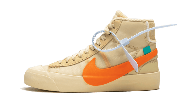 Sneakizy NIKE Blazer Off-White All Hallow's Eve