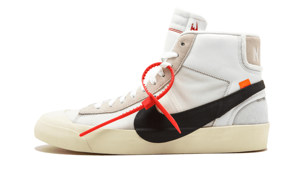 NIKE Blazer Off-White