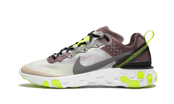 Sneakizy chaussure NIKE React Element 87 Desert Sand