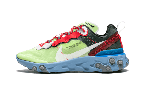 Sneakizy chaussure NIKE React Element 87 Undercover Volt
