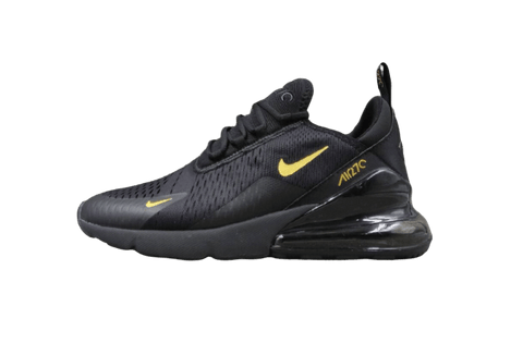 Nike Air Max 270 Noir/Or