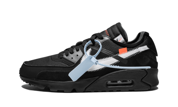 Sneakizy NIKE Air Max 90 Off-White Black
