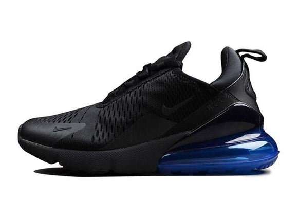 Sneakizy chaussure NIKE AIR MAX 270 NOIRE/BLEUE