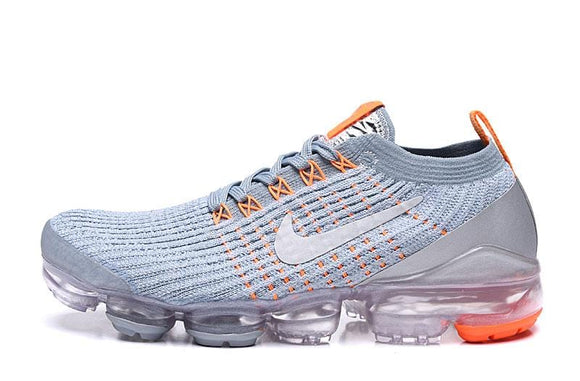 Sneakizy chaussure Nike Air Vapormax Flyknit 3 Gris/Orange