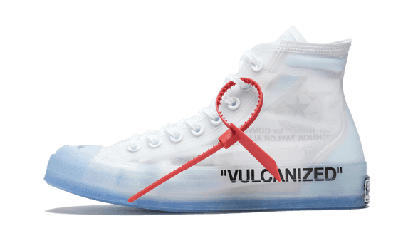 Sneakizy CONVERSE Chuck Taylor All-Star Hi Off-White