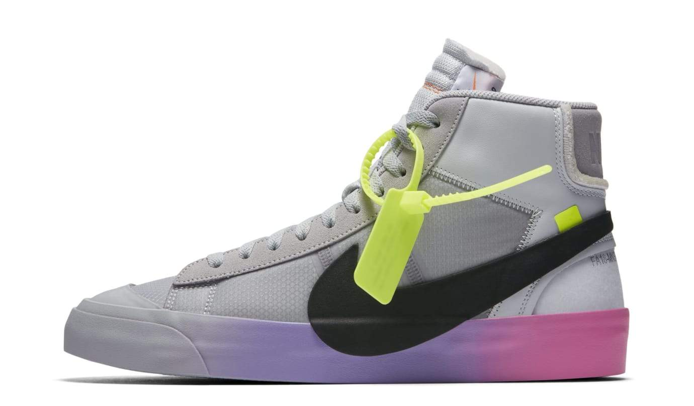 NIKE x Serena Williams' Off-White x Blazers