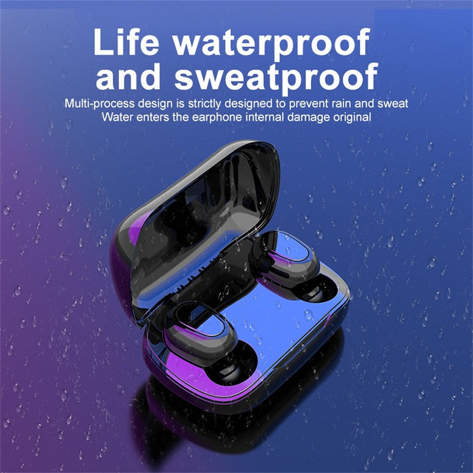 L21 Wireless Earphones Bluetooth 5.0 Headphones