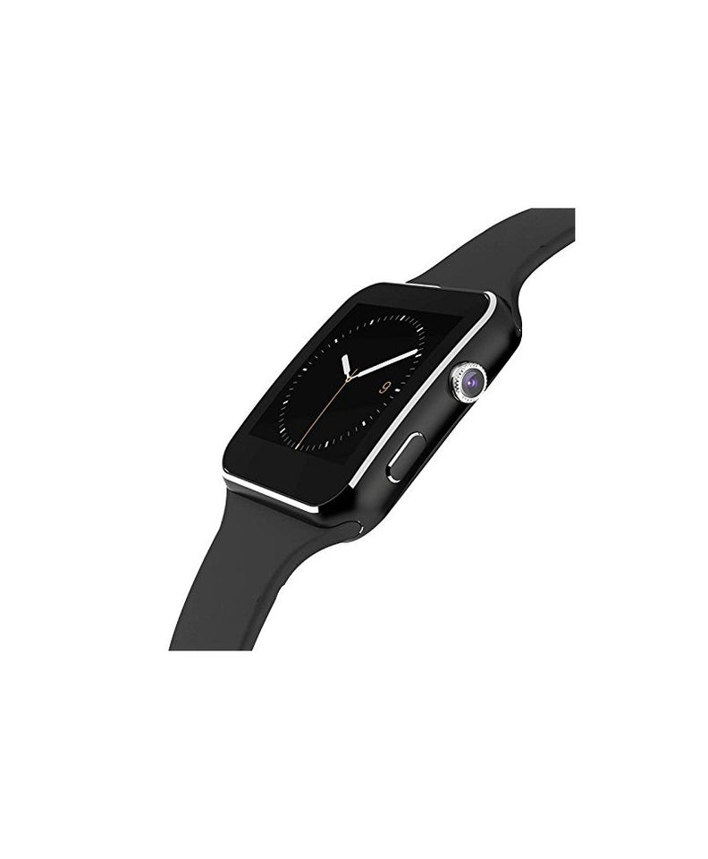 X6 Smartwatch - Black