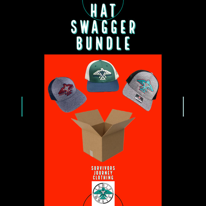 Hat Swagger Bundle ($50)