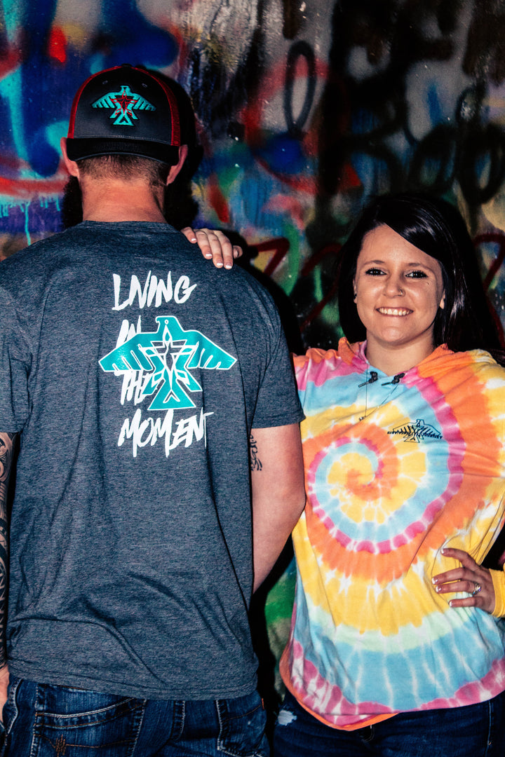 Living in the Moment T-Shirt from Survivors Journey