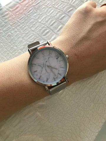 xcluslay marble watch free