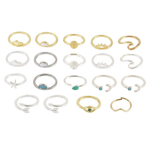 Nature Ring set - xcluslay