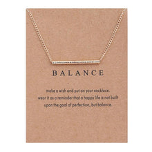 Load image into Gallery viewer, Balance Necklace - xcluslay