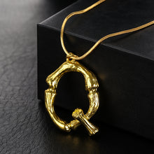 Load image into Gallery viewer, Odela Inital Necklace - xcluslay