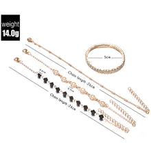 Load image into Gallery viewer, Maci Bracelet Set - xcluslay