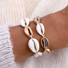 Load image into Gallery viewer, Seashell Bracelet - xcluslay