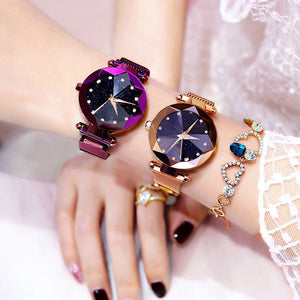 Crystal Watch - xcluslay