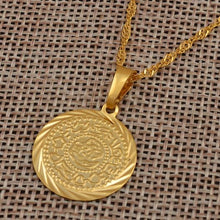 Load image into Gallery viewer, Kaasi coin necklace - xcluslay
