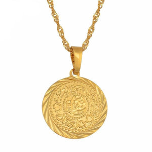 Kaasi coin necklace - xcluslay