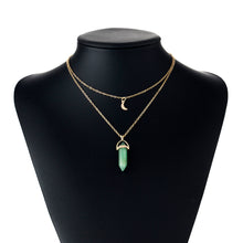 Load image into Gallery viewer, Luna Crystal Necklace - xcluslay