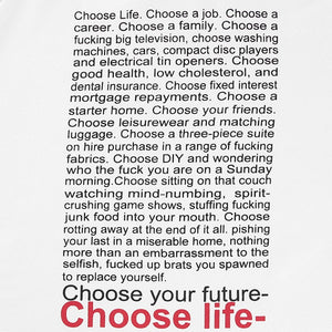 Choose life top - xcluslay