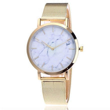 Load image into Gallery viewer, Xclsulay Royal  Marble watch - xcluslay