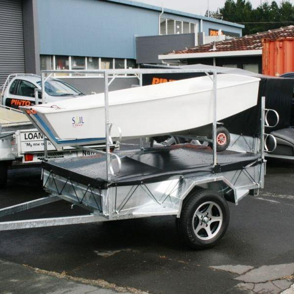 6x4 Wellside with custom double opti racks