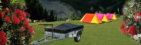Camping Kingsider Trailer Package