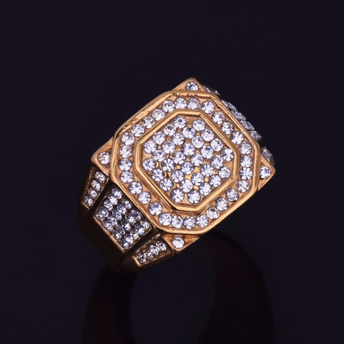 Aspar Ring - Craneur Jewelry