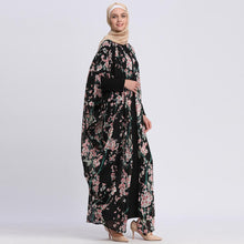 Load image into Gallery viewer, Chiffon Abaya Turkish Dubai 2019 New Arrival High Quality