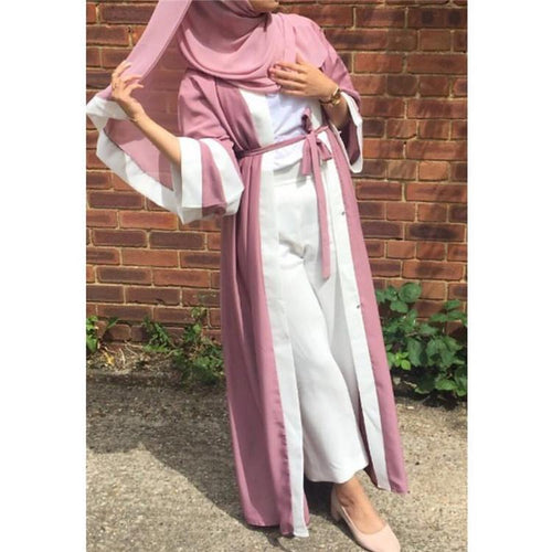 Confortable Islamic Women Clothing 2019 New Fashion Abaya