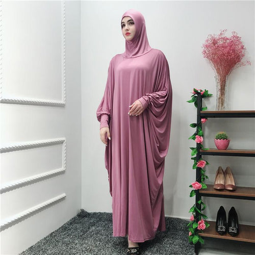 2019 Newest Prayer  Jilbab Muslim Abaya Women 2019 Newest