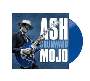 Mojo (Limited Edition Blue Vinyl) - SOLD OUT